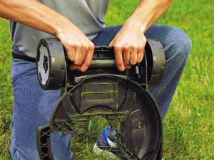 Black /& Decker STC1820CM 3in1 Akku 18V Multi Trimmer Rasenmäher Set Rasentrimmer