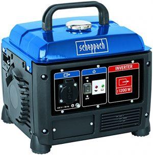 Güde Stromerzeuger GSE 4700 RS 4 kW Stromgenerator Notstromaggregat Benzin